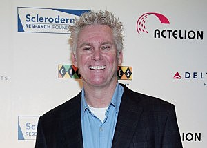 Brian Regan attends the Cool Comedy - Hot Cuisine Gala at Carolines On Broadway on November 8, 2010 in New York City