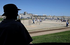 California State Prisons Face Potato Cannons