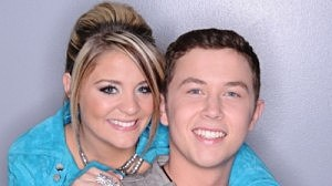 Scotty And Lauren American Idol