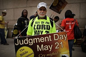 Judgment Day Believers Proclaim May 21 Is Day Of Armageddon