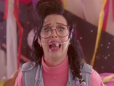 Nerdy Katy Perry