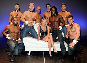 "Vienna Girardi Hosts ""The Ultimate Girls Night Out!"" At Chippendales"