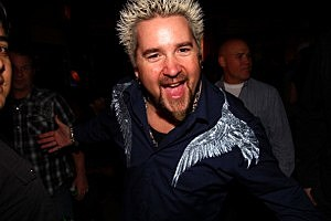 Minute To Win It Host Guy Fieri