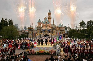 Disney Celebrates 50th Anniversary