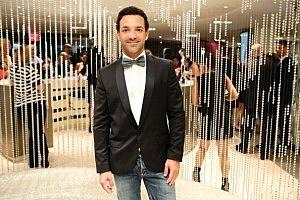 Swarovski Host Fashion's Night Out At Rockefeller Center