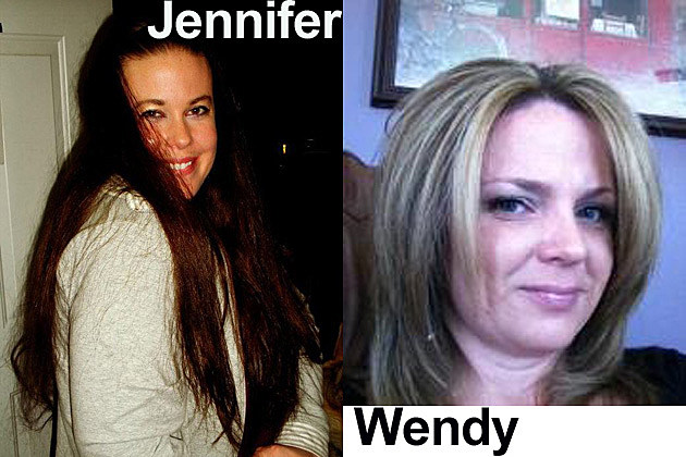 Jennifer and Wendy