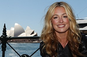 Cat Deeley Hosts 'Dance Off' In Sydney