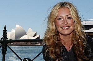 Cat Deeley Hosts 'Dance Off' In Sydney