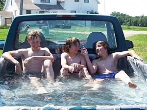Redneck pool party 2
