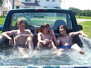 Redneck pool party 2