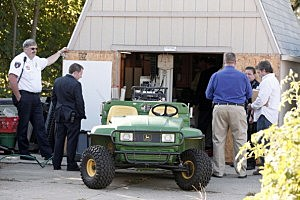 Authorities Drill Into Michigan Driveway In Search Of Hoffa Remains