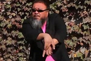 Ai Weiwie Gangam Style parody