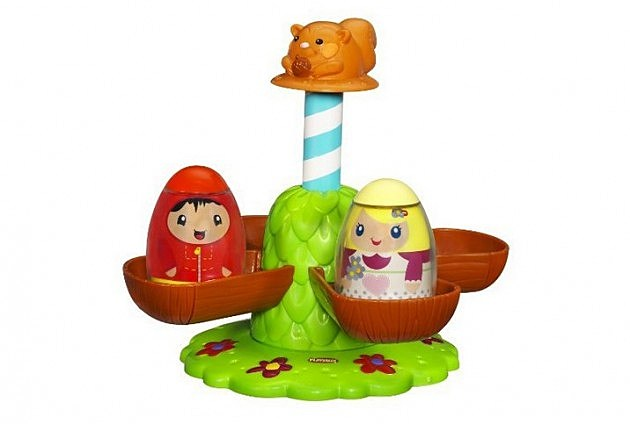New Playskool Weebles Playset