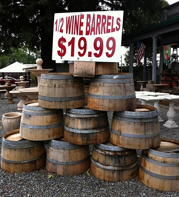 Look At All The Cool Stuff You Can Make With Wine Barrels