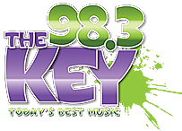 98.3 The Key: The Best Hits of Today!