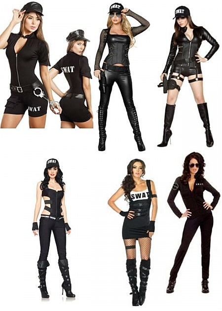 amazoncom - Swat Costumes For Halloween