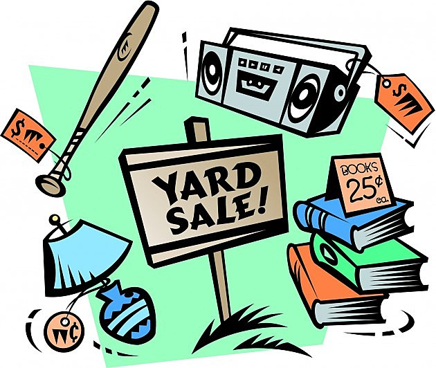 yard sales tips to make yours awesome rh keyw com church yard sale graphics garage sale graphics free