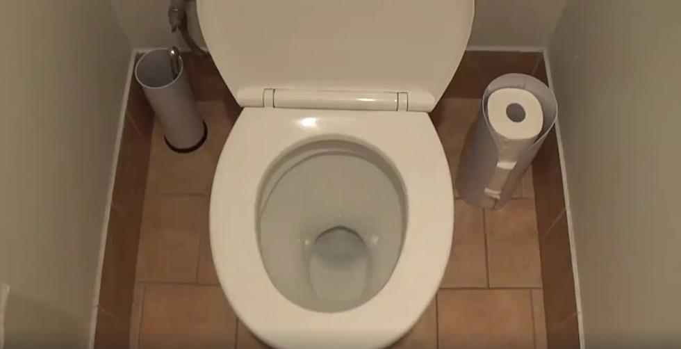 This Is How Women Think Men Use the Bathroom [Video]