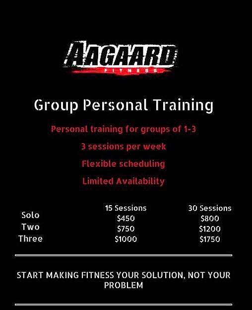aagaard fitness price