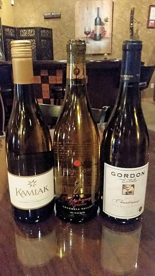 Gordon wines