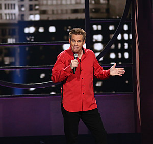 """Comedy Central's """"Brian Regan: Live From Radio City Music Hall"""" Saturday, September 26, 2015"""