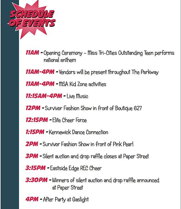 PTP 2017 schedule